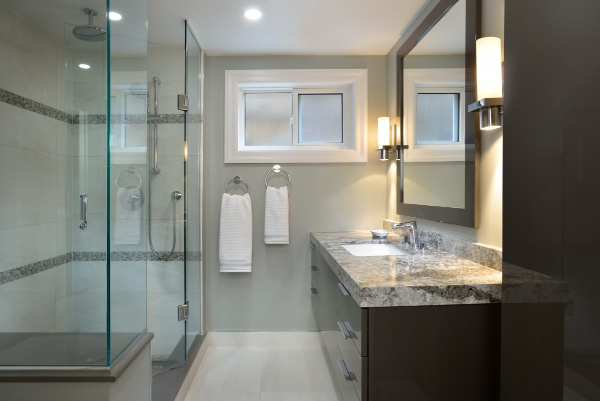 Bathroom Vanity Renovation Oakville